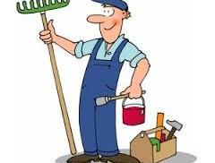 Horaires pour le bricolage et le jardinage
