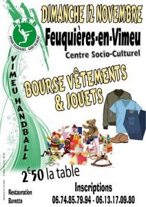 Bourse aux Jouets AFSB @ Salle socioculturelle | Feuquières-en-Vimeu | Hauts-de-France | France