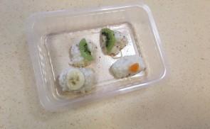 Atelier culinaire sushis sucrés