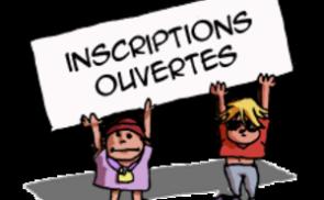 Inscriptions ALSH Vacances d'été