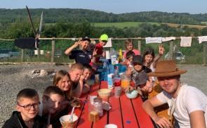 Derniers instants au camping de Muchedent